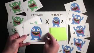 Monster Genetics Game Activity