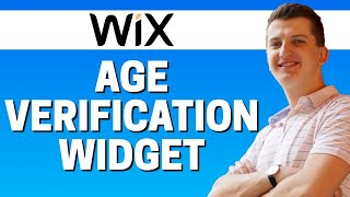 How To Add Age Verification In Wix