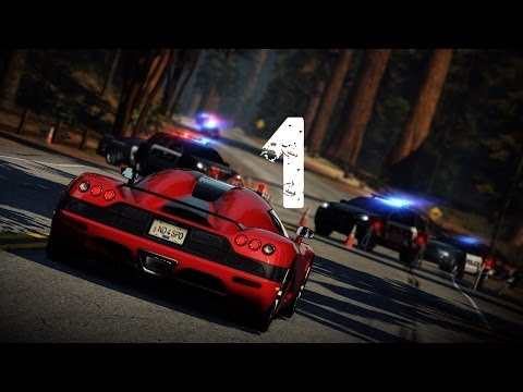 Прохождение Need for Speed: Hot Pursuit #1 ( Поехали! )