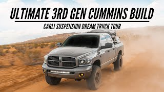 Ultimate 3rd Gen 5.9 Cummins Build Tour | Do It All Diesel