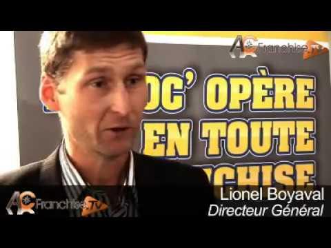 3 minutes de franchise édition du 27 décembre 2011