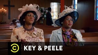 Uncensored - Key&Peele– Georgina And Esther And Satan