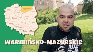 2 Polska na Fazie – WARMIŃSKO-MAZURSKIE