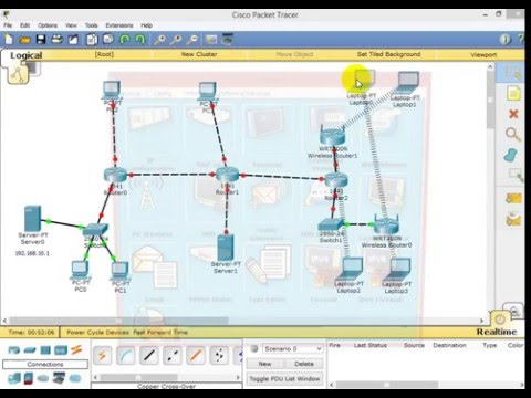 Streamtest Result For Contoh Soal Ujian Cisco Packet Tracer Part 1