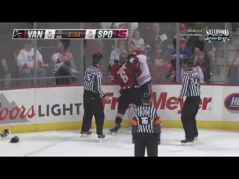 Luke Toporowski vs. Dylan Plouffe