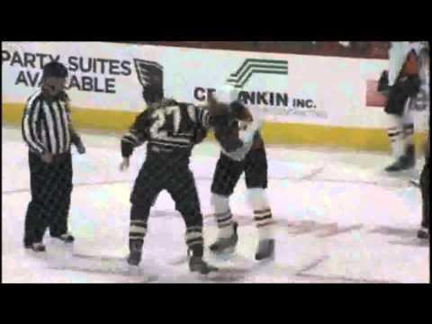 Tim Spencer vs Jay Rosehill