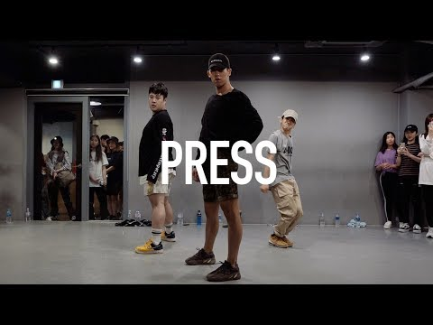 Cardi B - Press / Gosh Choreography