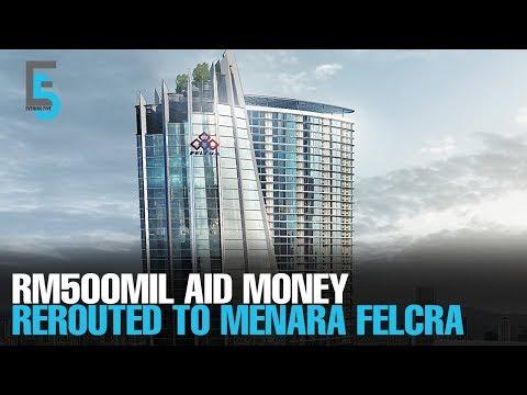 EVENING 5: Felcra used aid money on skyscraper