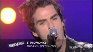Stereophonics- I Put A Spell On You - live in Taratata 2013