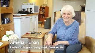 Why It Matters - Living in Senior Housing with Amelia Hursin