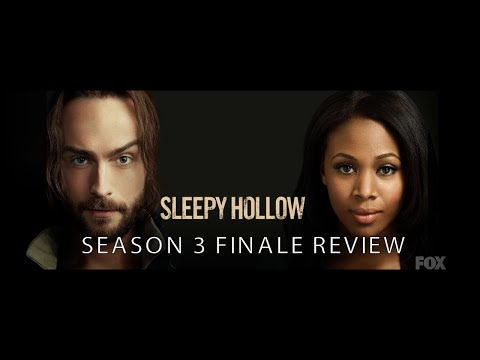Q's REVIEWS SLEEPY HOLLOW S3 FINALE