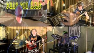 AC/DC - Guns For Hire (Cover/ Collab Video)