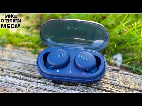 External Review Video a-EKSMA8Ays for Sony WF-XB700 Truly Wireless Headphones w/ Extra Bass & Weather Resistance
