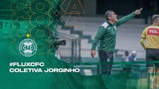 #FLUxCFC - Coletiva Jorginho