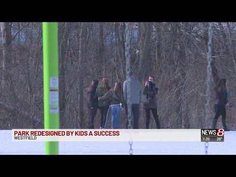 Asa Bales Park gets a makeover