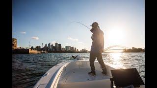 fly fishing Sydney Australia
