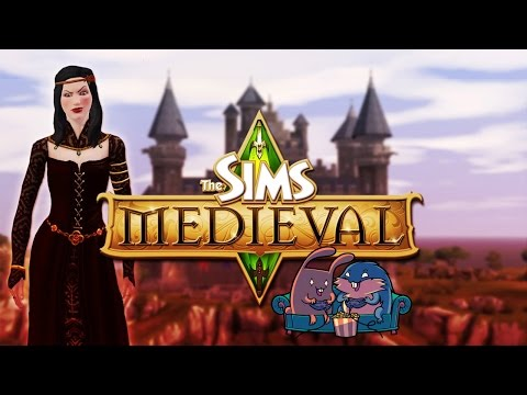 The Sims Medieval The End с Мариной и Леммингом