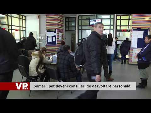 Șomerii pot deveni consilieri de dezvoltare personală
