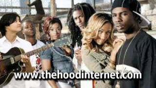 The Hood Internet - Stilettos In The Park (Crime Mob vs The Dodos)