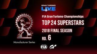 [English] FIA GT Championship 2018 Final Season | Manufacturer