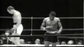 Ingemar Johansson vs Floyd Patterson, II