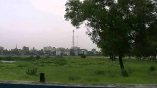 preview picture of video 'アキーラさん市内散策34!バングラデシュ・ダッカ事件現場1!Dahka,Bangladesh'