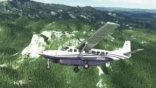 Mount Rushmore (USA) in Microsoft Flight Simulator Premium Deluxe