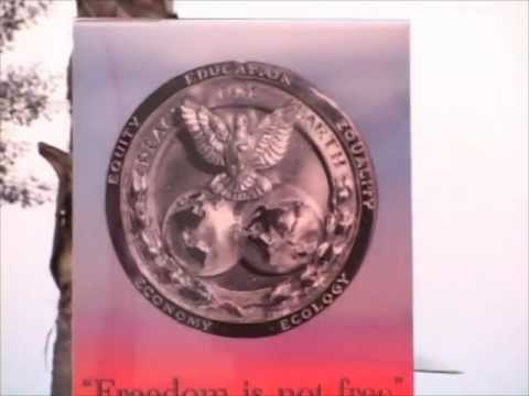 Support The Military-Peace One Earth Medallion Jewelry From Patricia Kennedy And Step Up 4 Vets
