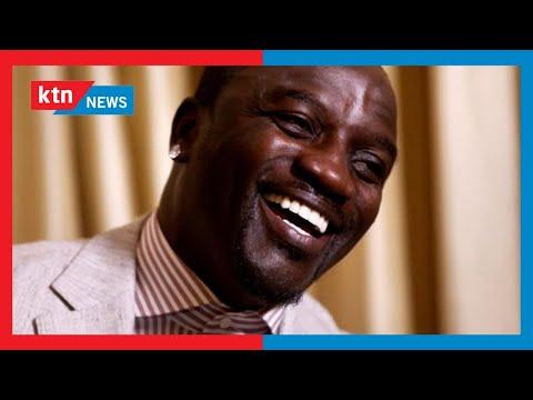 Singer Akon visits Uganda | HOT TOPICS