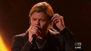 HEALING HANDS   CONRAD SEWELL | 2018 TV Week Logie Awards