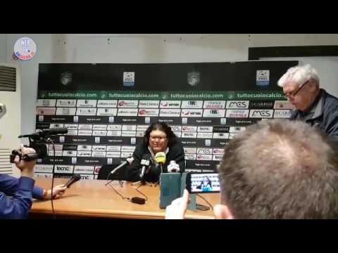 Tuttocuoio-Robur Siena - 1-1 - presidente Andrea Dolfi spara a zero sul Siena