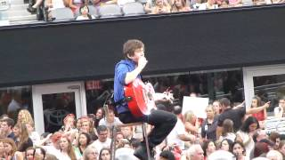 Austin Mahone Let Me Love You July 13, 2013 Metlife Stadium New Jersey