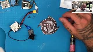 Cyclone FPV RMA 6798 - Caddx Nebula Pro Repair - Bad Cable Repair