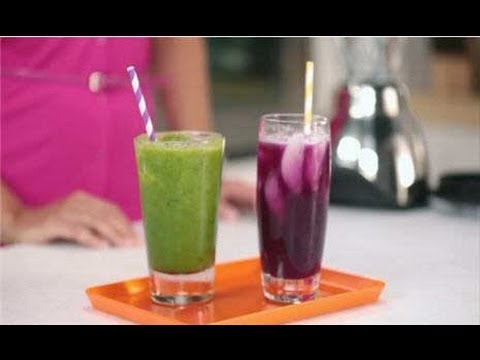Video How to Juice: 2 Recipes With & Without a Juicer