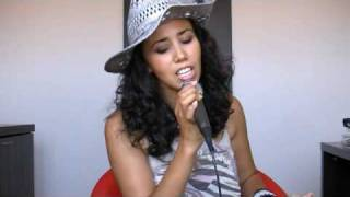 Whitney Houston -Call you tonight (cover)
