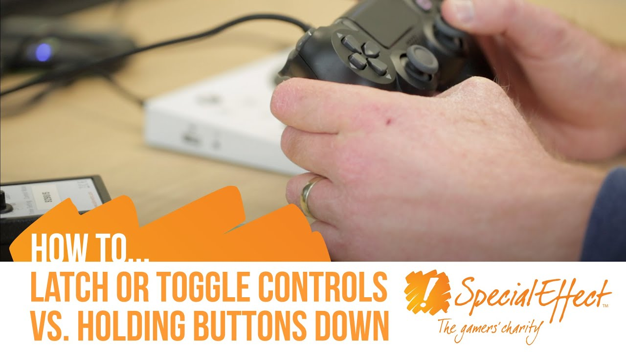 video placeholder for How to Latch or Toggle Controls