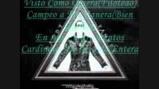 12. Daddy Yankee-Campeo A Mi Manera(DY Mundial) Con Letra