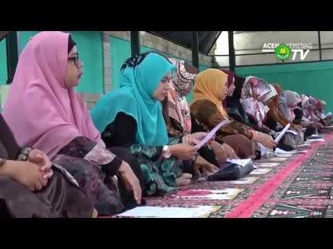 Doa Bersama Dalam Rangka HAB ke 72