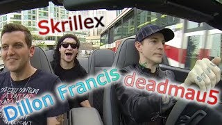 "Best of ""Coffee Run - Dillon Francis n Skrillex"" by deadmau5"