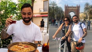 Finding the BEST PAELLA in BARCELONA!