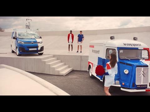 Citroen  Jumpy Фургон класса M - рекламное видео 4
