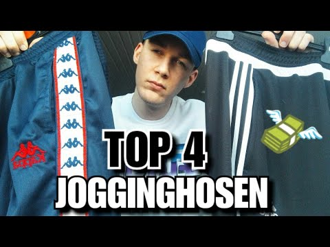 TOP 4 JOGGINGHOSEN (unter 40€ )