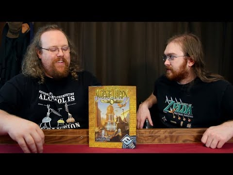 Overly Critical Gamers - Scarab Lords Instructional/Gameplay/Review