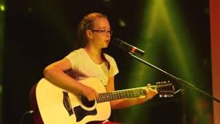 Video Pri Oltári - cover - Sabina Uxová 12  let - OBĚŽNÁ DRÁHA 2015