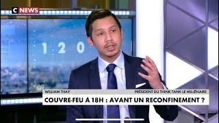 William Thay - Cnews -16/01/2021