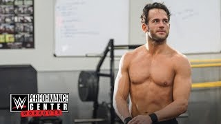 Roderick Strong's Insane Conditioning Routine: WWE Performance Center Workouts, March 23, 2018