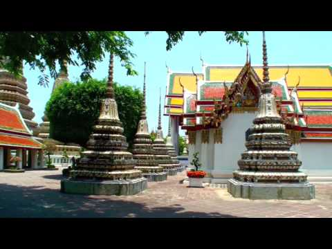 De Wat Pho tempel
