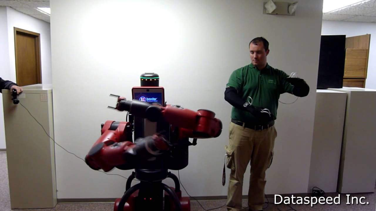 Dataspeed Video: Robots that move