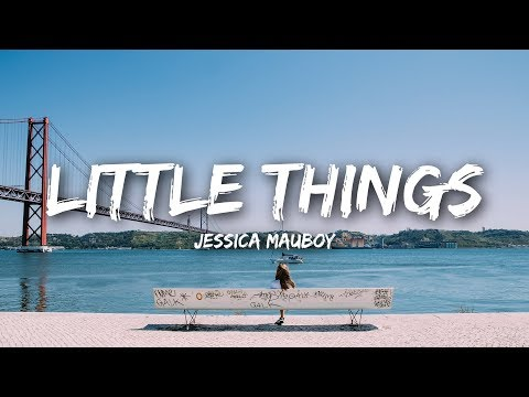 Jessica Mauboy Little Things