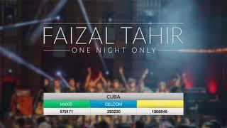 Faizal Tahir - Cuba (LIVE from Dewan Filharmonik Petronas)